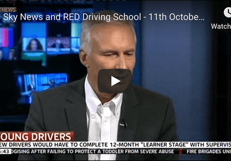 RED on Sky News