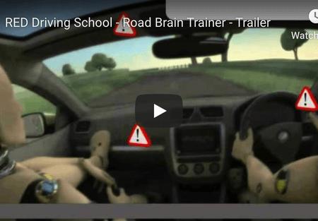 RED brain trainer screenshot