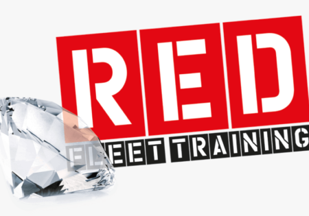 RED Driving School Fleet Training Logo