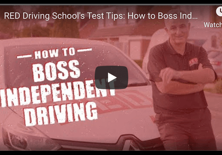 how to boss independent driving