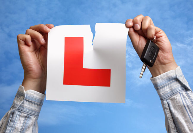 passed-driving-test