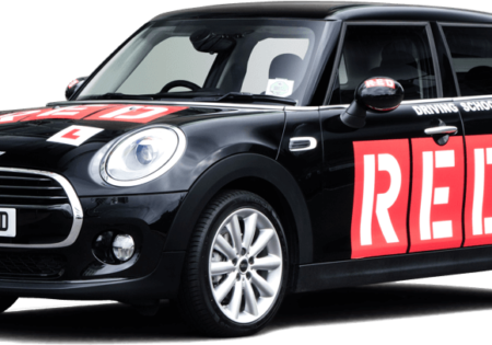 Red Driving School mini