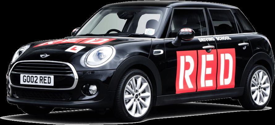 Red Driving School mini