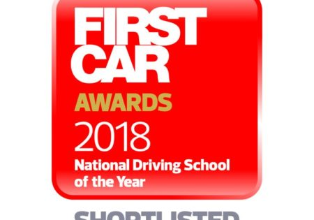first car awards shortlist badge