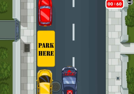RED parking game