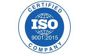 iso certified logo