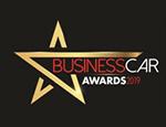 business car award winner logo