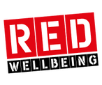 RED wellbeing logo