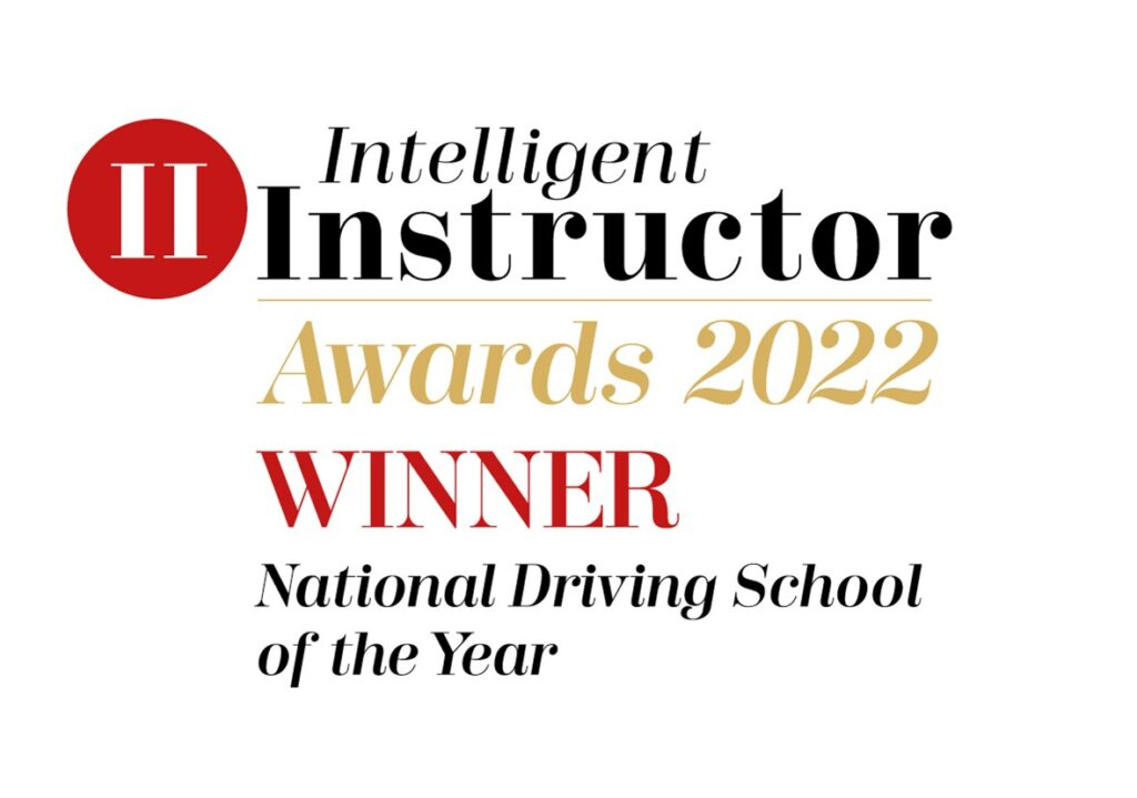 2021 Driving Instructor Of The Year Badge